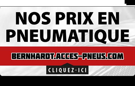 Acces-Pneus - Garage Bernhardt